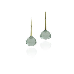 Georgette Earrings - Gold - Joan Hornig Jewelry