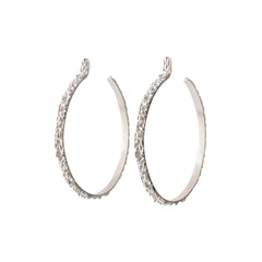 Tahini Hoop Earrings - Joan Hornig Jewelry