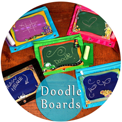 Travel Chalkboards