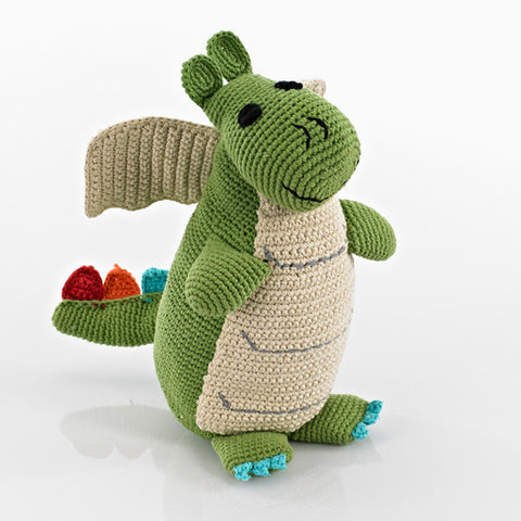 Crochet Friend-Dragon
