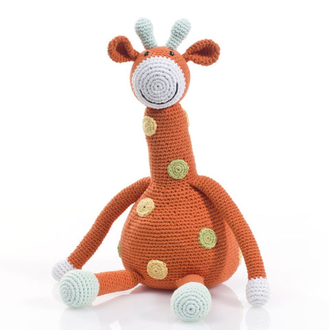 Crochet Friend-Giraffe