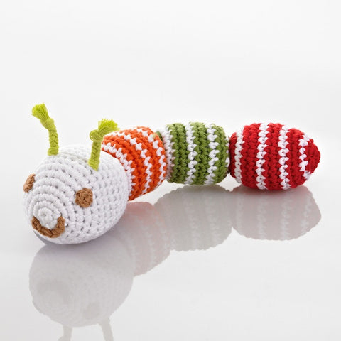 Caterpillar Rattle