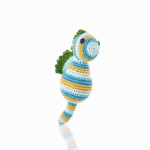 Seahorse Rattle