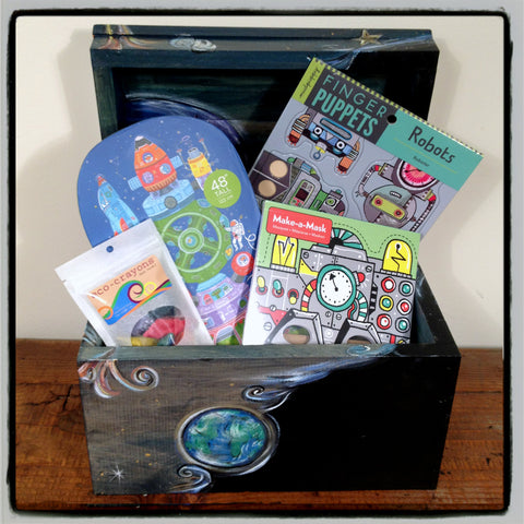 Gift Set-Outerspace 4 & 5 Yr Old