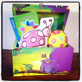 Gift Set-Owl 1st Birthday