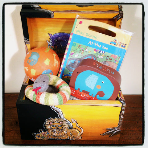 Gift Set-Safari 3 Yr Old