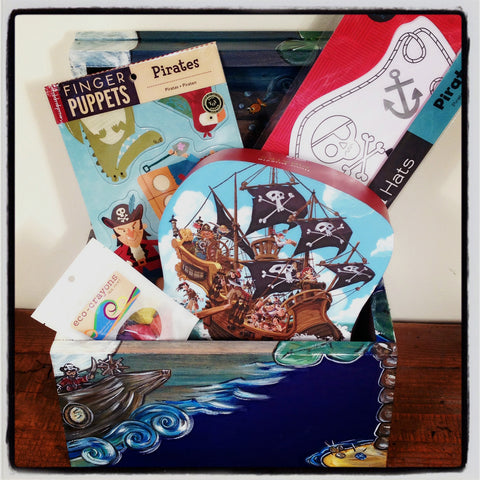 Gift Set-Pirate 4/5 Yr Old
