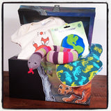 Baby Shower Gift Set-Dinosaur