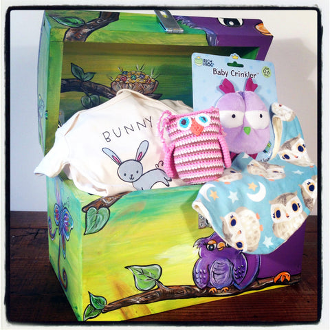 Baby Shower Gift Set-Owl