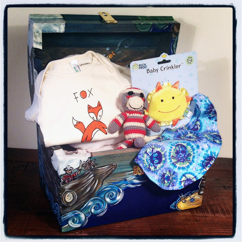 Baby Shower Gift Set-Pirate