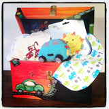 Baby Shower Gift Set-Transportation