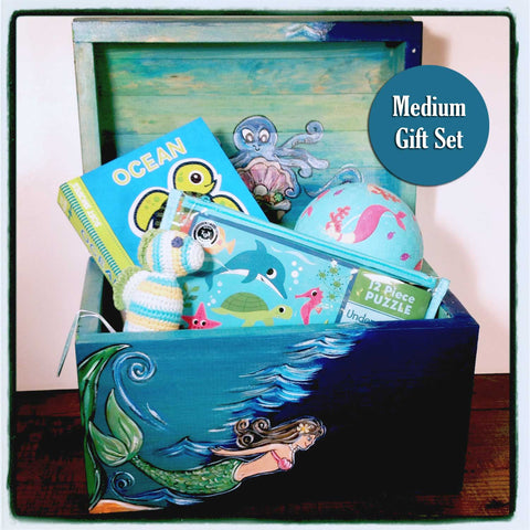 Gift Set-Mermaid 2 Yr Old