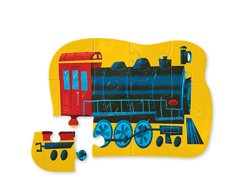 Mini Puzzle - Trains