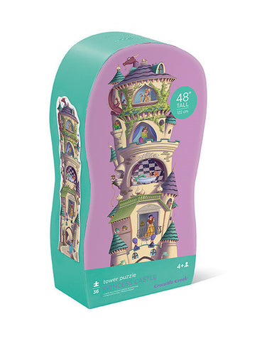 Tower Puzzle - Castle