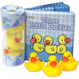 Bath Time Book/Toys-Ducks