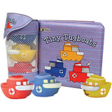Bath Time Book/Toys-Boats