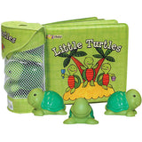 Bath Time Book/Toys-Turtles