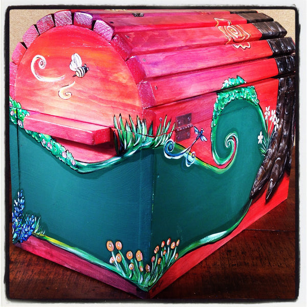 Treasure Chest - Fairy