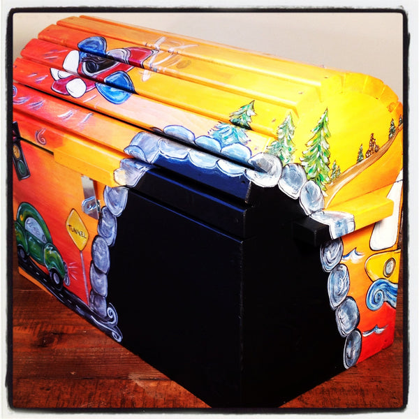 Treasure Chest - Transportation