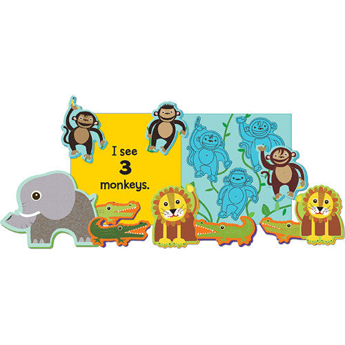 Gift Set-Safari 1st Birthday