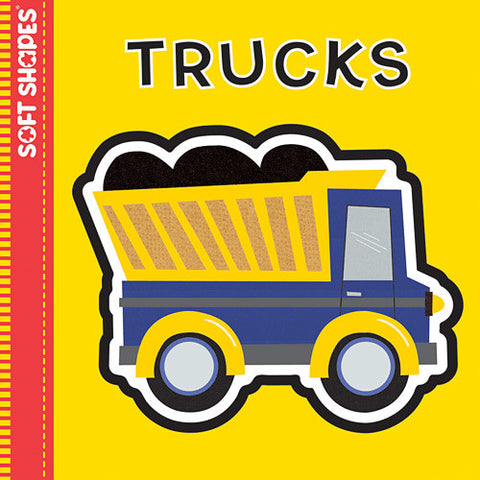 Foam Book/Puzzle-Trucks