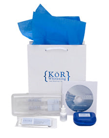 KOR Whitening high-potency gel-two syringe pack