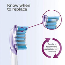 Load image into Gallery viewer, Philips Sonicare Premium Gum Care Replacement Brush Heads, white, single, BrushSync technology