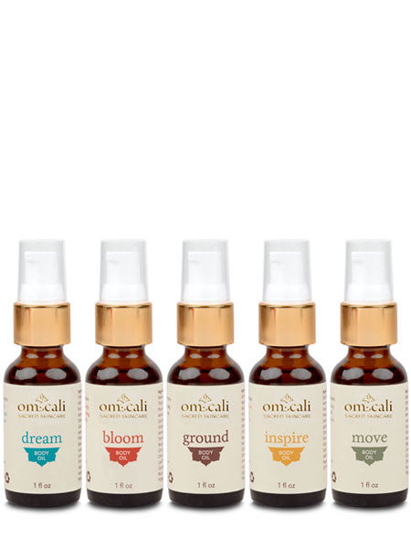 The Alchemist Body Oil Travel Kit