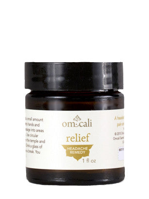 Relief Headache Balm