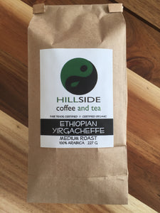 Ethiopian Yirgacheffe - 1lb Whole Coffee Beans