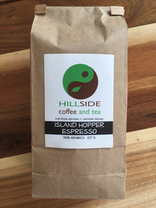 Island Hopper Espresso - 1lb Whole Coffee Beans