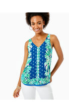 Load image into Gallery viewer, FLORIN SLEEVELESS V-NECK