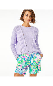 DARCI KNIT SHORT