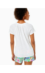 SHORT SLEEVE ESSIE TOP