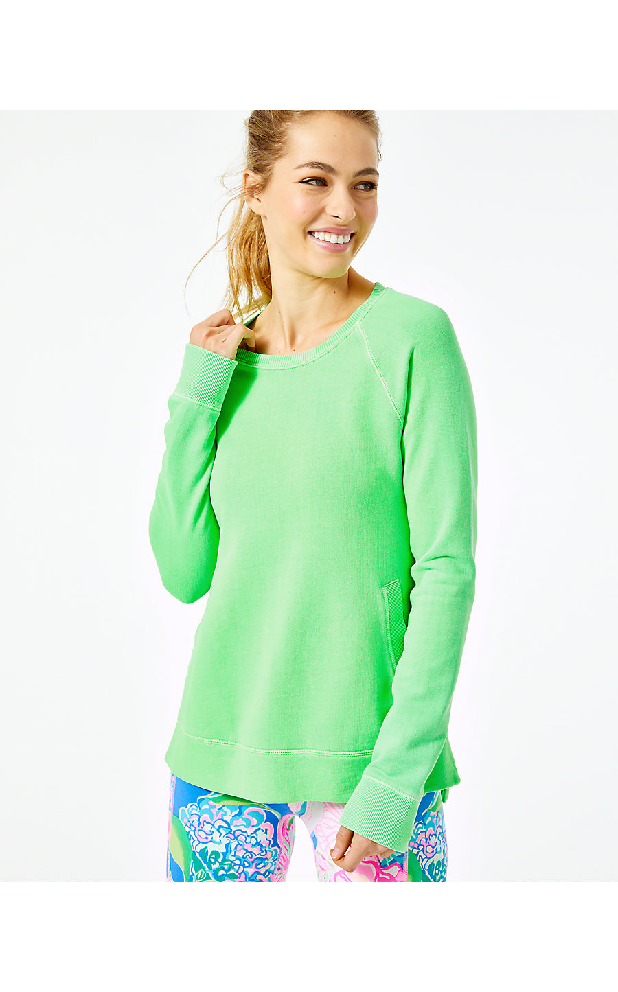 BEACH COMBER PULLOVER