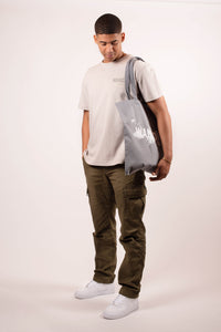 Cozy Recycled Totebag - Grey