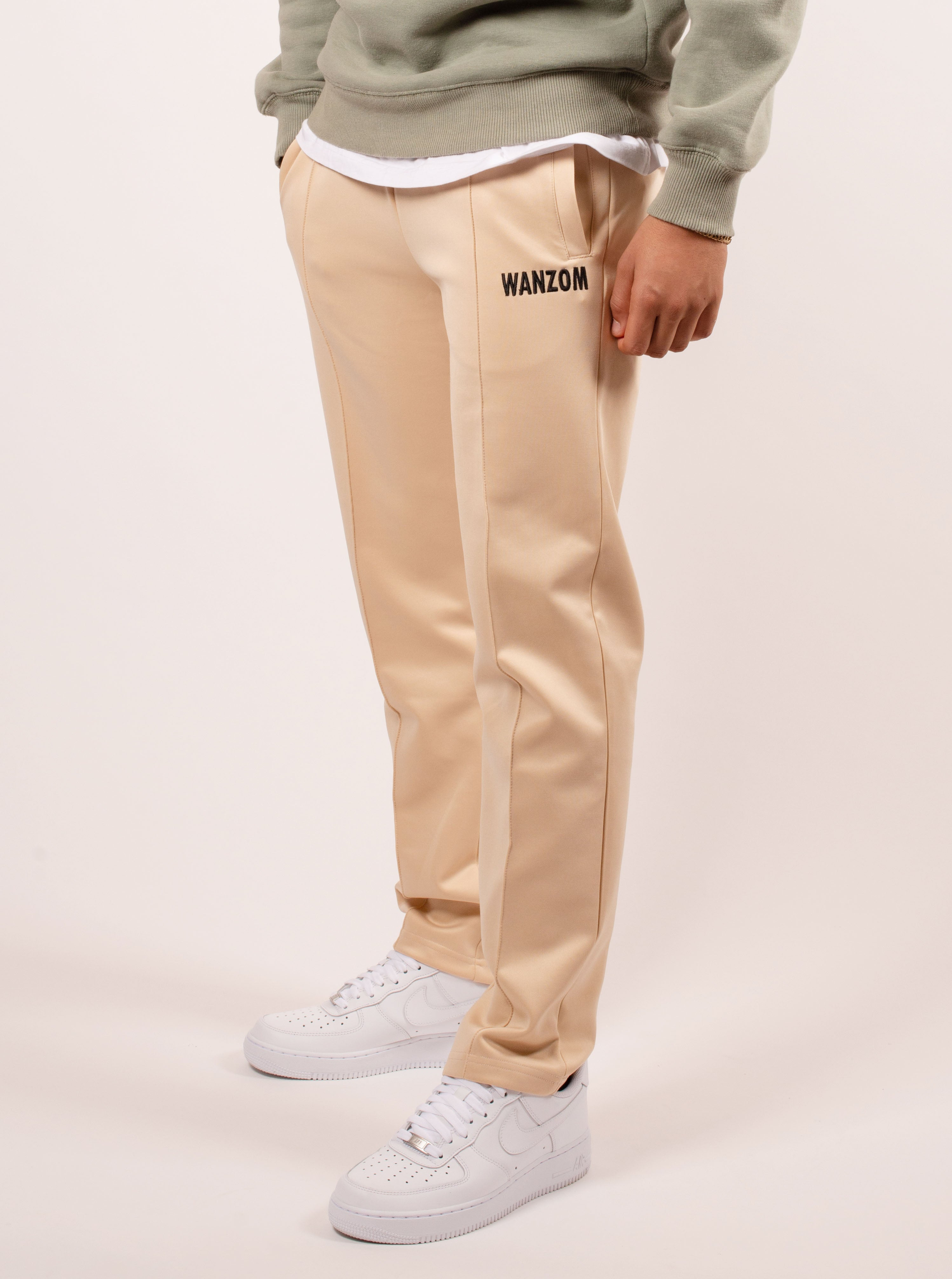 Safari Trackpants - Beige