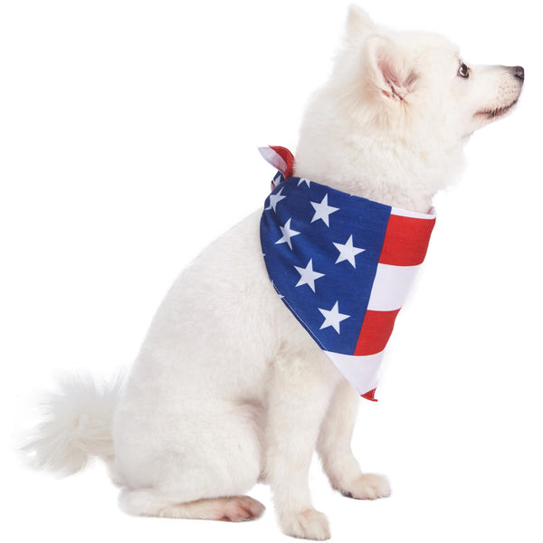 Dog Bandana Blueberry Pet National Pride Dog Bandana