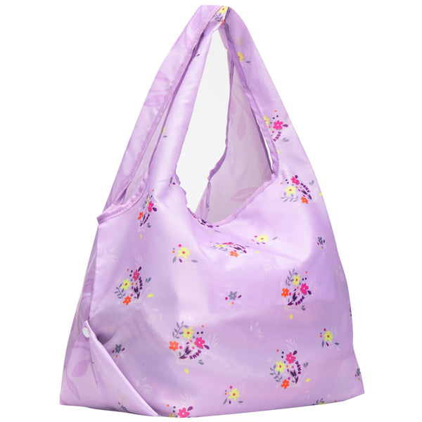 Home Décor Blueberry Pet Floral Print Reusable Shopping Bag