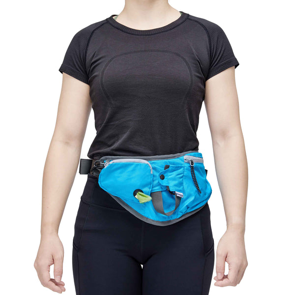 Pet Lover Blueberry Pet Multi-functional Waist Bag Blue