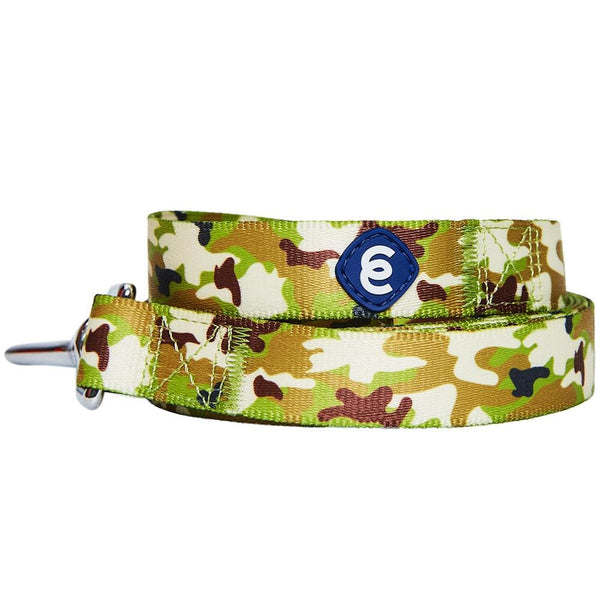 Dog Leash Essentials by Blueberry Pet Camouflage Dog Leash