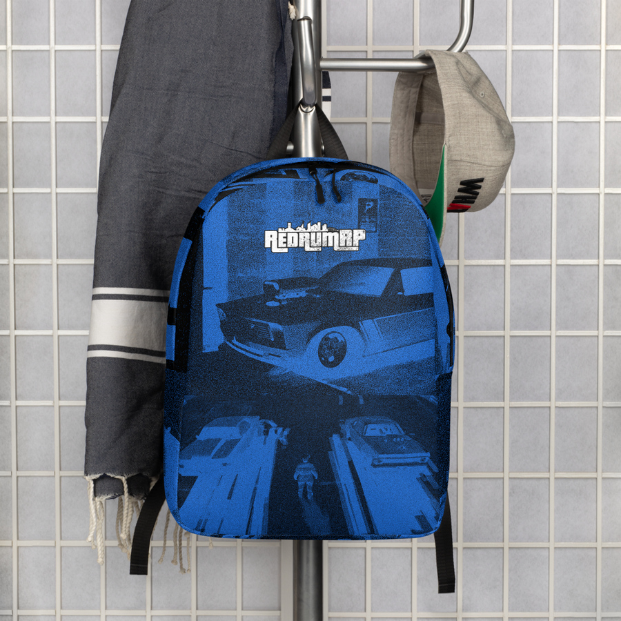 Muscle Car Minimalist Backpack