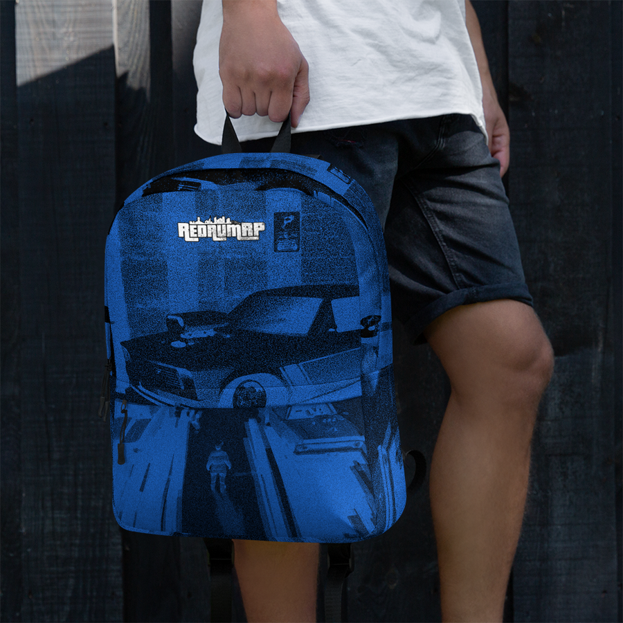 Muscle Car Backpack
