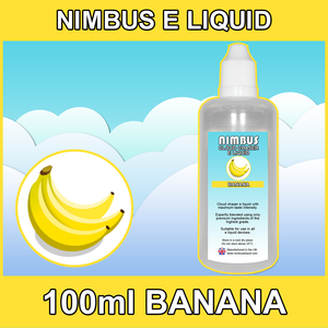 100ml Banana E Liquid