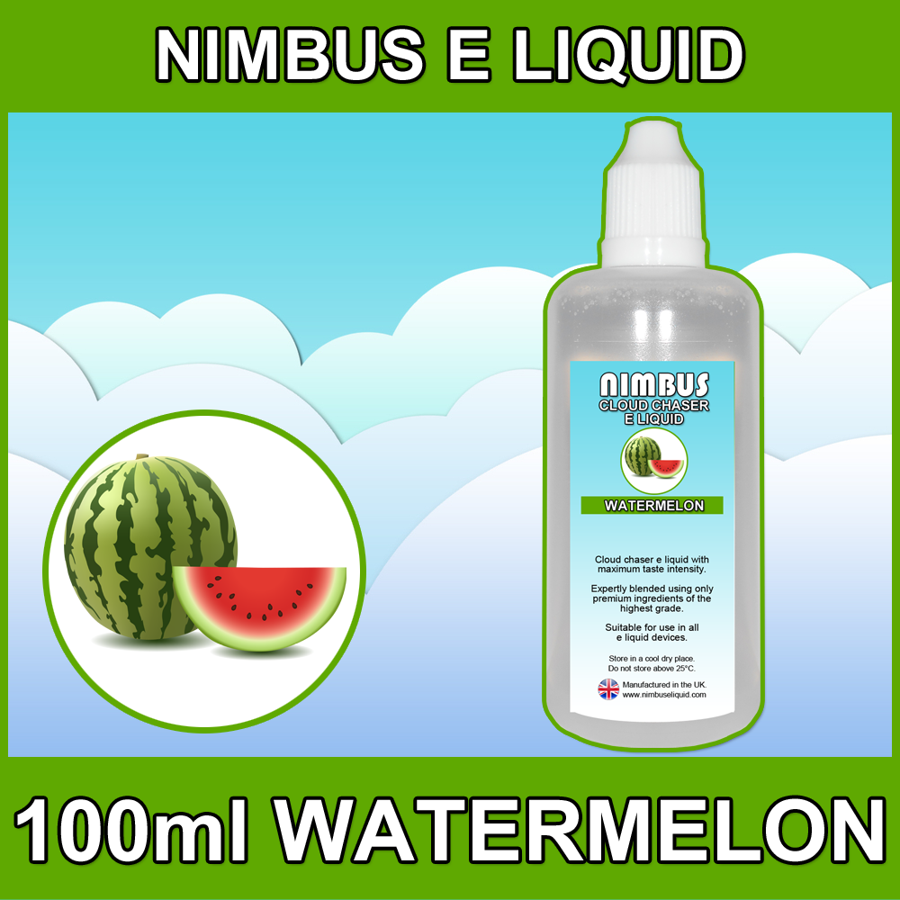 100ml Watermelon E Liquid