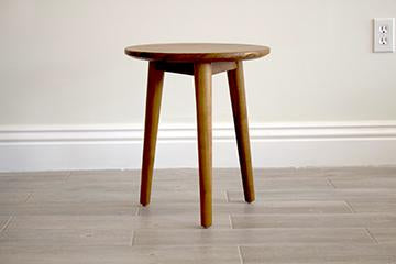 Laird Wood Side Table