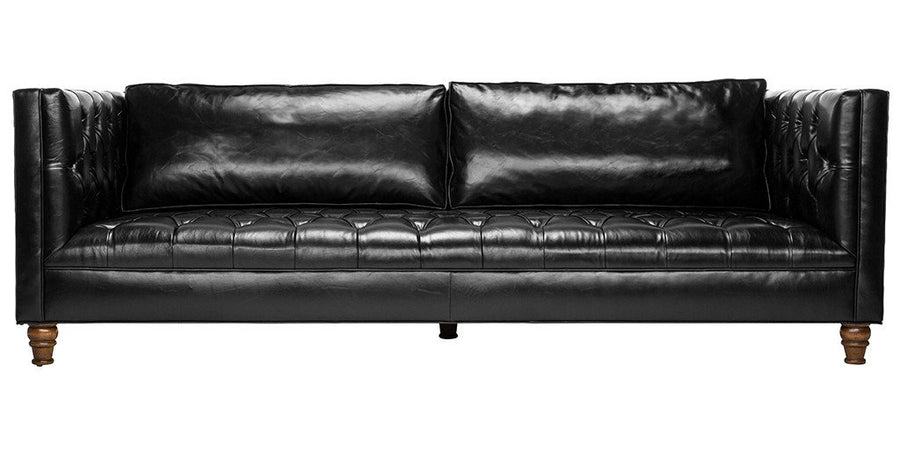 Benjamin Leather Sofa (Sale Item)