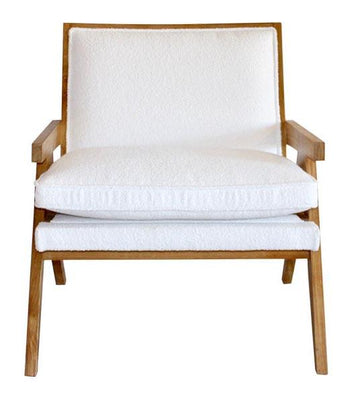 Bond Teak Occasional Chair