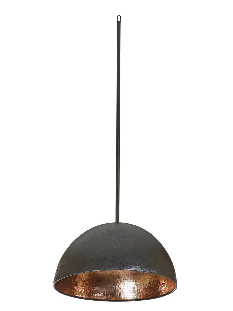 Bronze Hanging Lamp