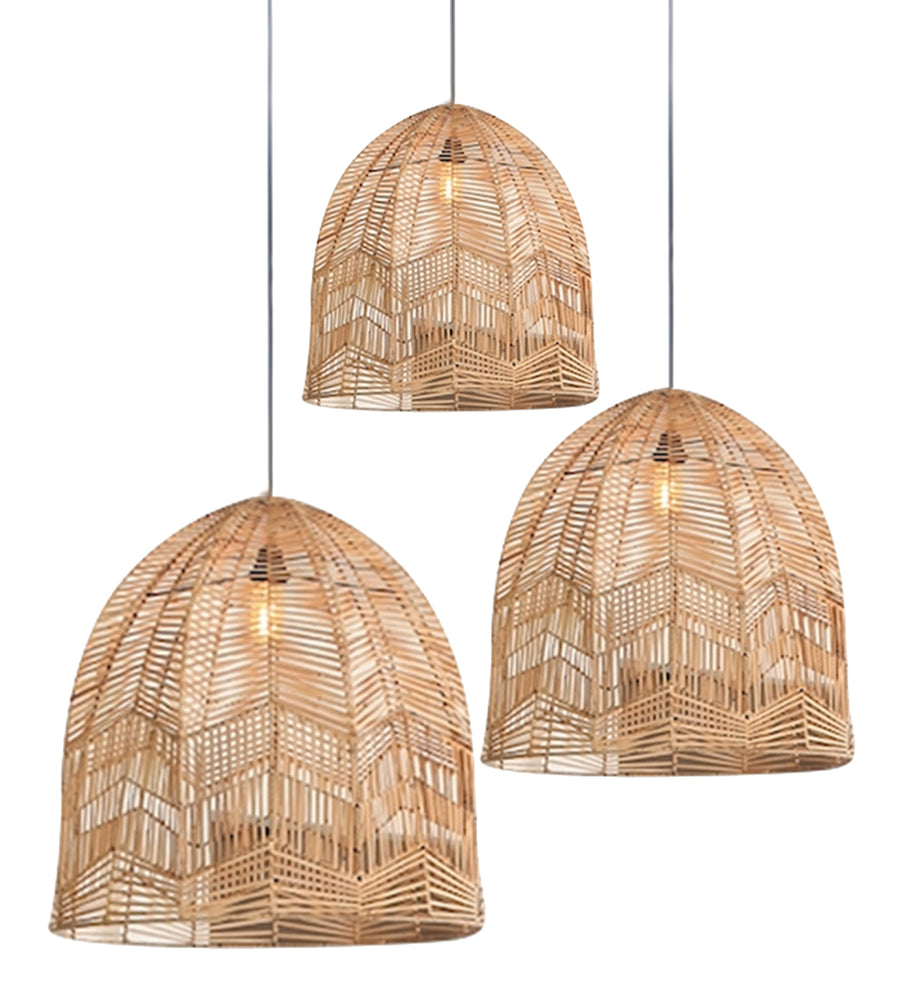 Ibiza Hanging Lamp Set